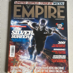 Empire Magazine April 2007 issue 214 Fantastic Four 2